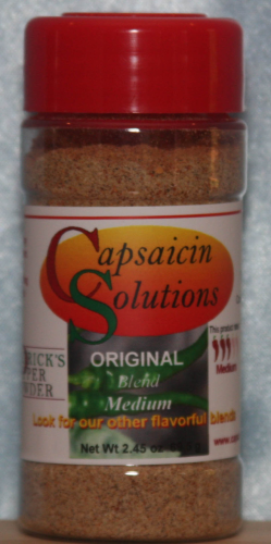 Patrick's Pepper Powder-Medium