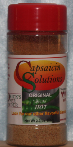 Patrick's Pepper Powder-Hot